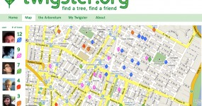 twigster activity map
