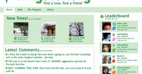 twigster home page